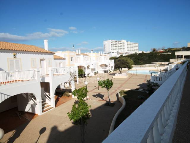 Great summer apartment in Arenal, Menorca