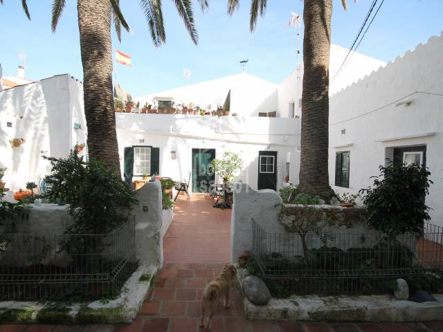 Semi detached country house in Sant Lluis