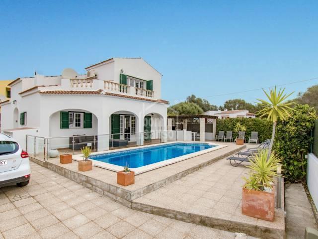 Comfortable villa in Son Vitamina, Menorca