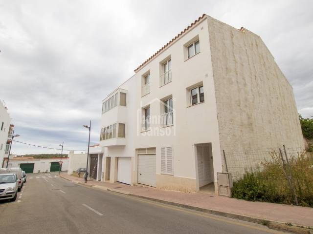 Neuw flat in Alayor. Menorca
