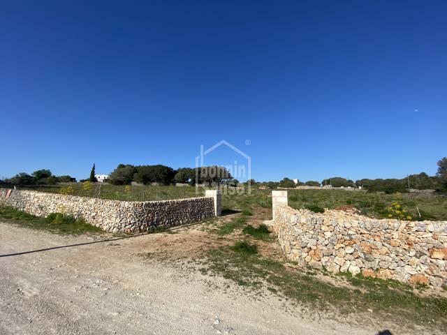 Terreno Agricola con Almacen y pozo
