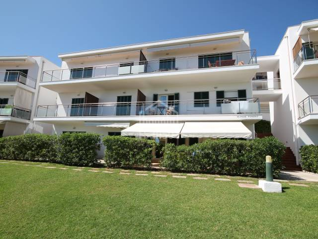 Magnificent duplex in Coves Noves, Menorca