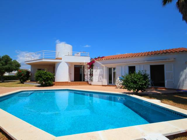 Fantastic villa in Binibeca, Menorca