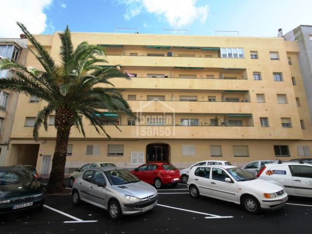 Second floor flat, off Avenida Menorca, Mahon, Menorca