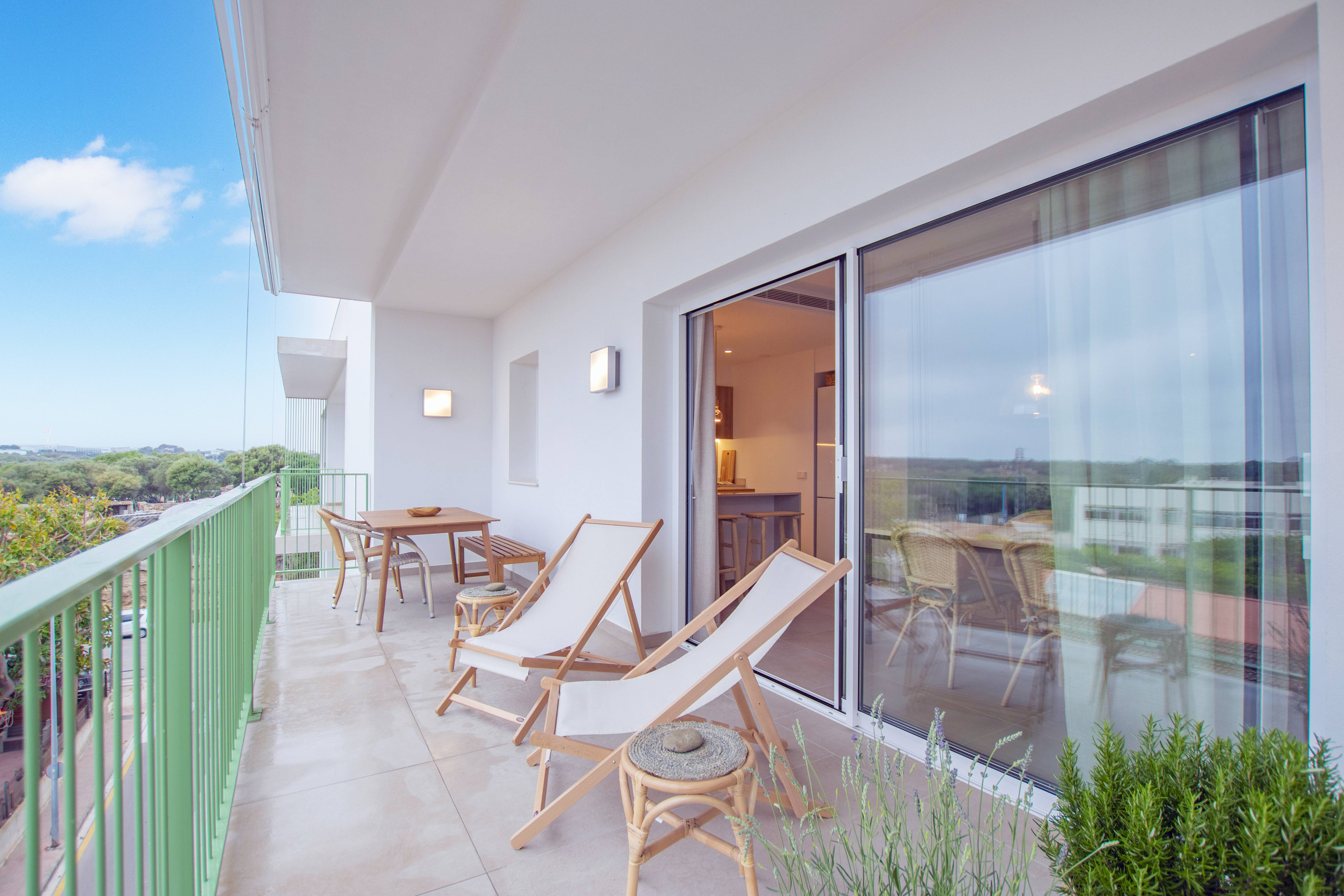 New development - Exciting new development in residential area in Mahon, Menorca