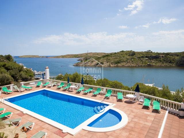 Great apartment in the Port of Addaia, Menorca