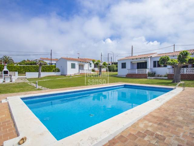 Investment opportunity - five holiday rental apartments, Calan Porter, Menorca