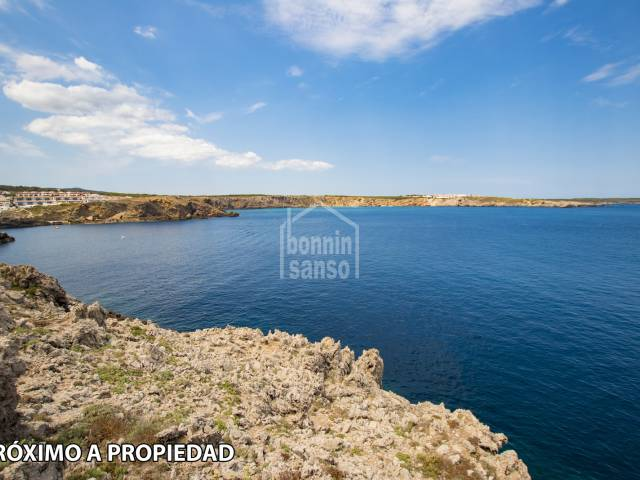 Chalet con piscina ubicado cerca de Arenal den Castell, Menorca