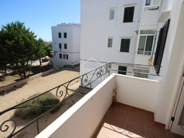 Apartment of 77m² next to the beach of Ciutadella, Menorca
