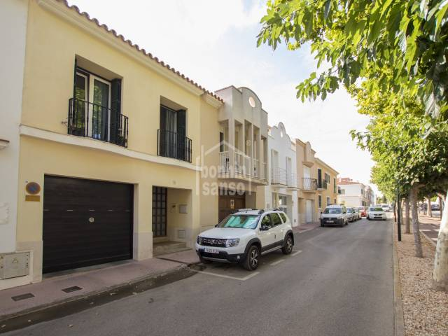 Townhouse in Sant Lluis (Town)