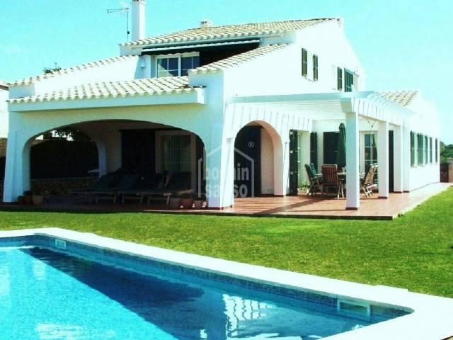 Beautiful family home in Binidali ,Menorca
