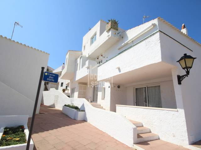 Nice apartment in Cala Torret, Menorca