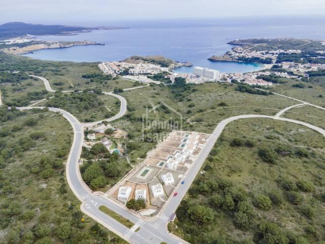 Vanguardista chalet con vistas al mar en Coves Noves, Menorca