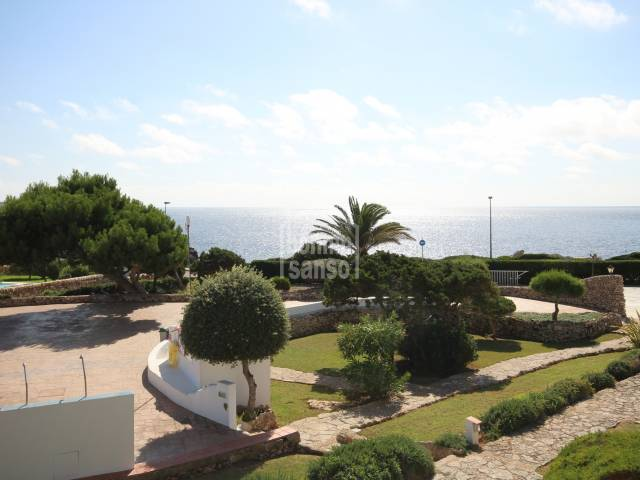 Views - Great apartment facing the sea, Ciutadella, Menorca