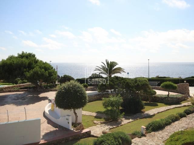 Vista - Grande appartamento di fronte al mare, Ciutadella, Minorca