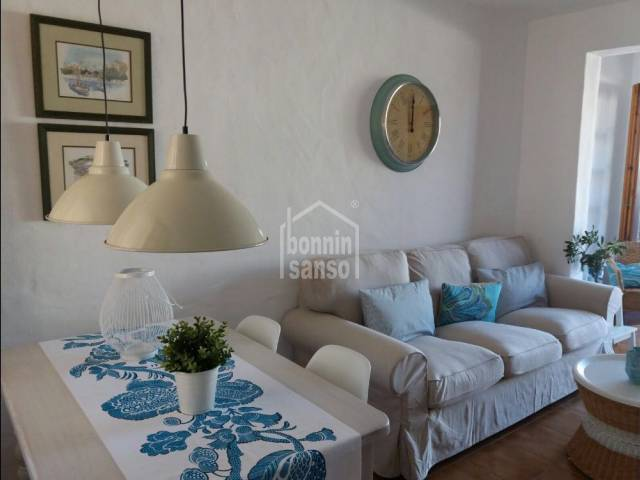 Appartement/étage en Fornells Playa