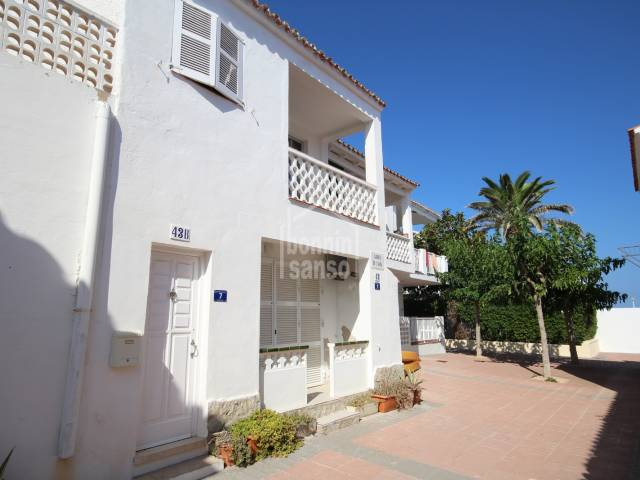 Apartment in the coastal area of S'Algar, Menorca