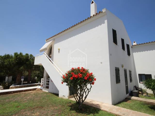 Attractive apartment with a communal swimming pool in Addaya, Menorca