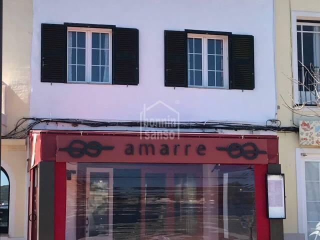 Bar/restaurant/Bar/restaurant/Bar/restaurant in Mahon Puerto