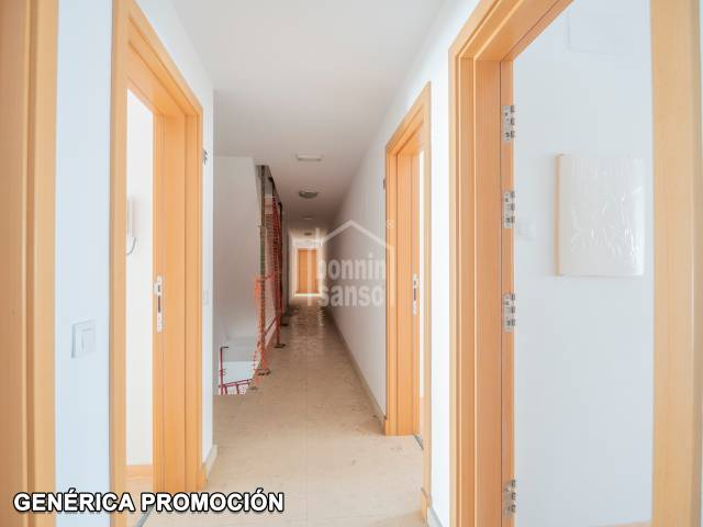 Newly built apartments/flats in the area of Avenida Menorca, Mahon