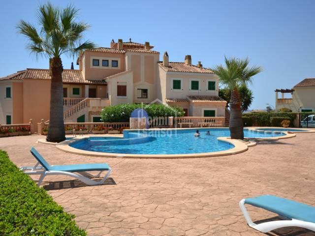 Bonito y tranquila apartamento en Cala Magrana. Mallorca