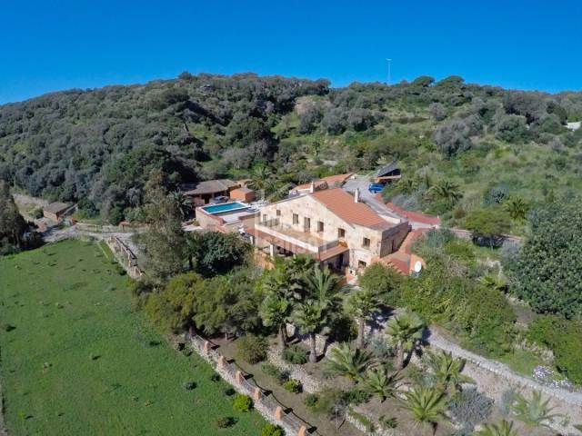 Casa de campo en ubicacion idilica y apacible, Menorca