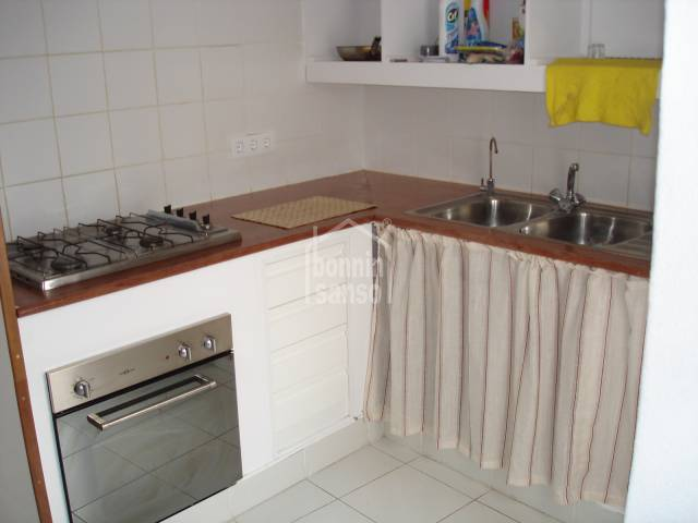 Flat in the centre of  Mahon, Menorca