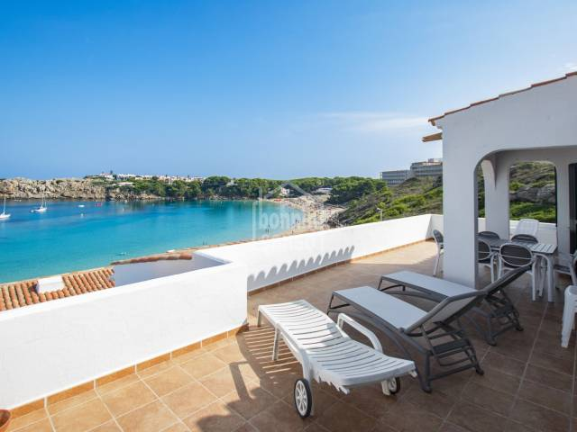 Superb apartment with sea views, Arenal D'en Castell, Menorca