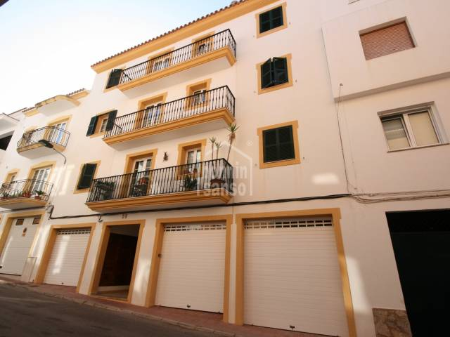 Apartment a short distance from the town center of Ferrerias
