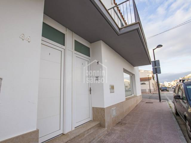 New Terraced house in Sant Lluis. Menorca