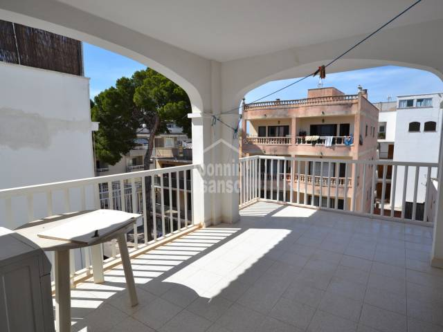 Central apartment with large terrace, Cala Millor , Mallorca