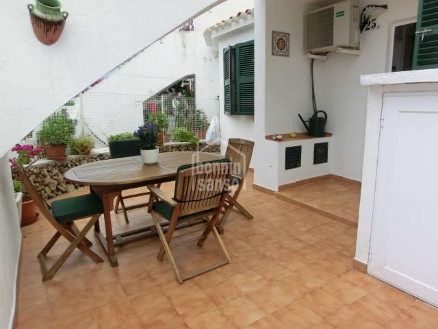 Charming ground floor apartment in Son Vilar