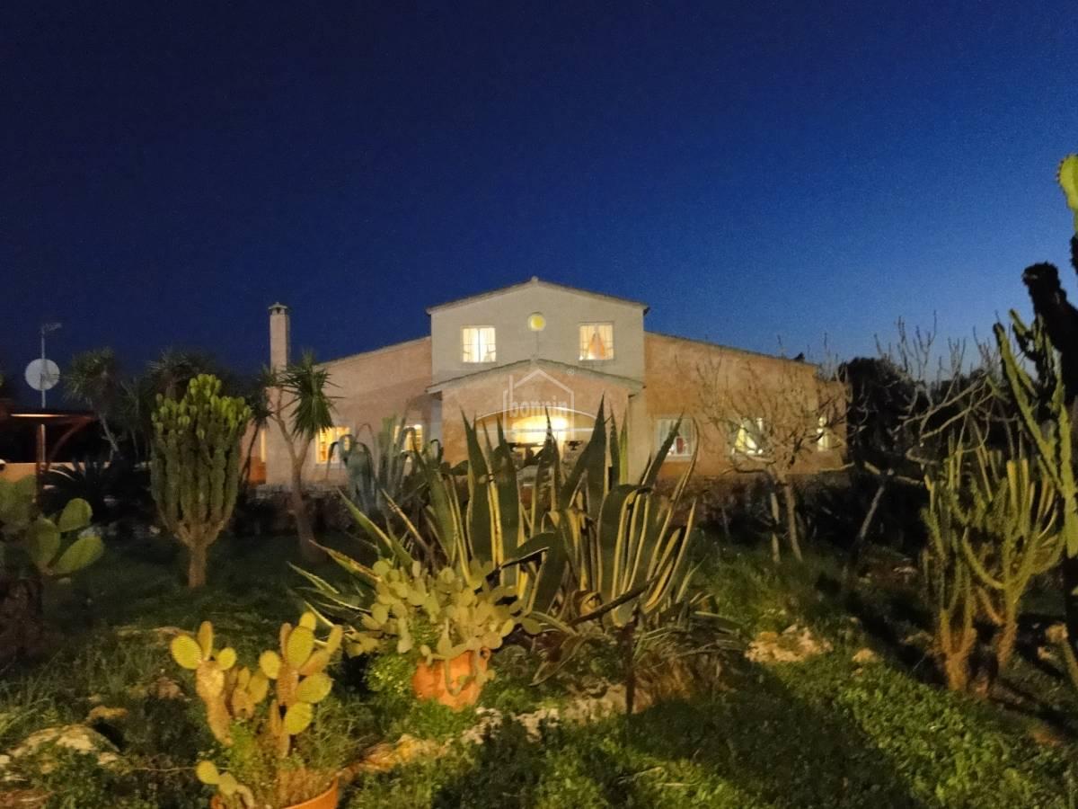 Buy Modern Country Property Pou Nou Sant Lluis Menorca