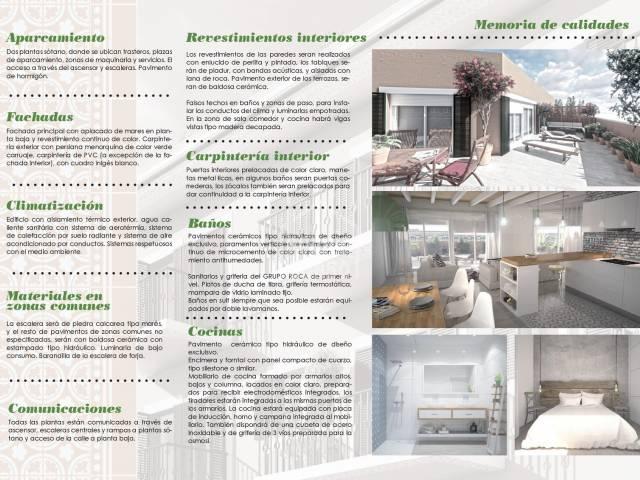 Appartement/Wohnung/Residence in Mahon Centro