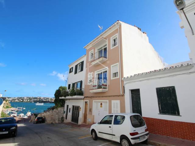 Terraced house in Cala Corp, Es Castell,Menorca