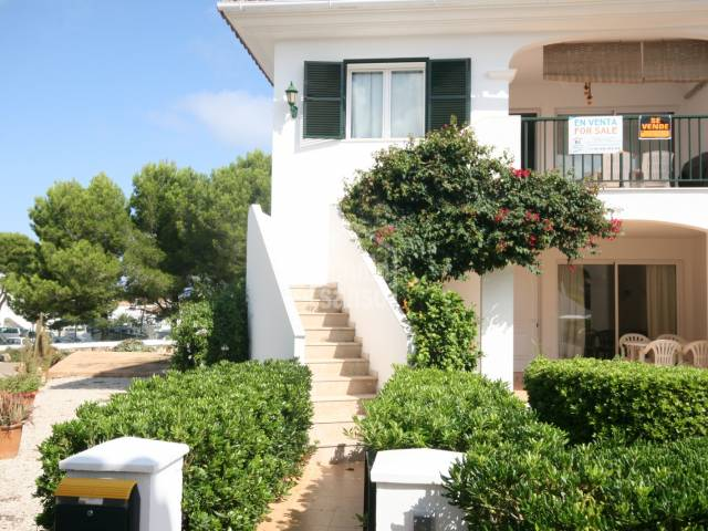 Attractive apartment in a quiet complex in Addaya, Menorca