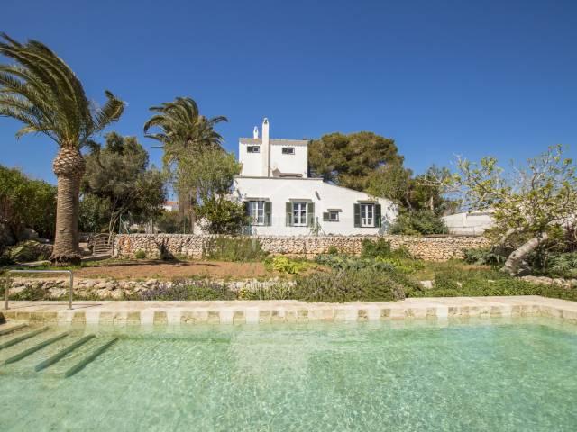 Casa de campo en las proximidades de Sant Lluis, Menorca