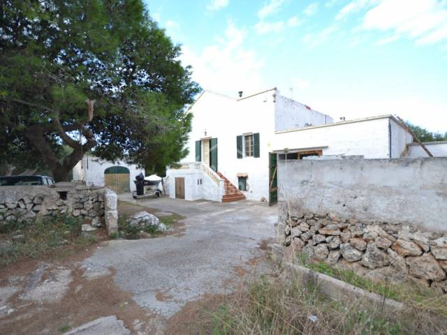 Apartment villa and farmhouse in menorca bonnin sanso - Inmobiliaria bonnin sanso ...
