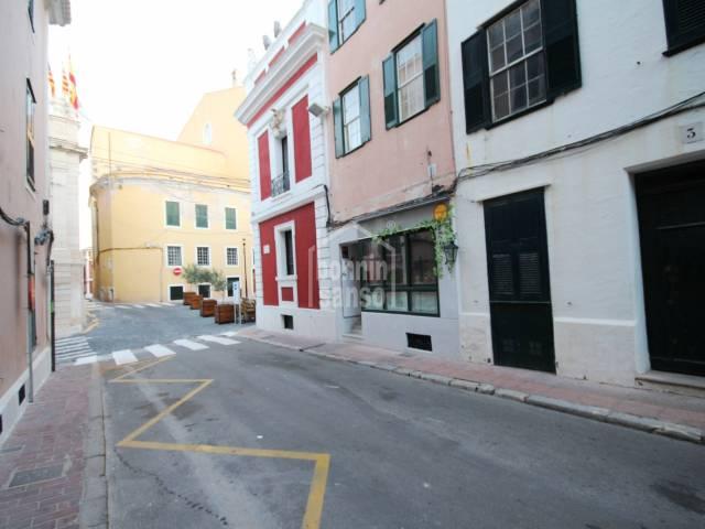 Espace Commercial en Mahon Centro