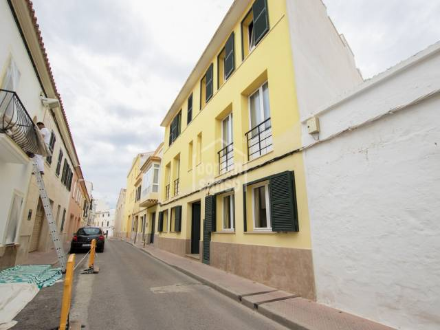 Three bedroomed house in Mahon, Menorca