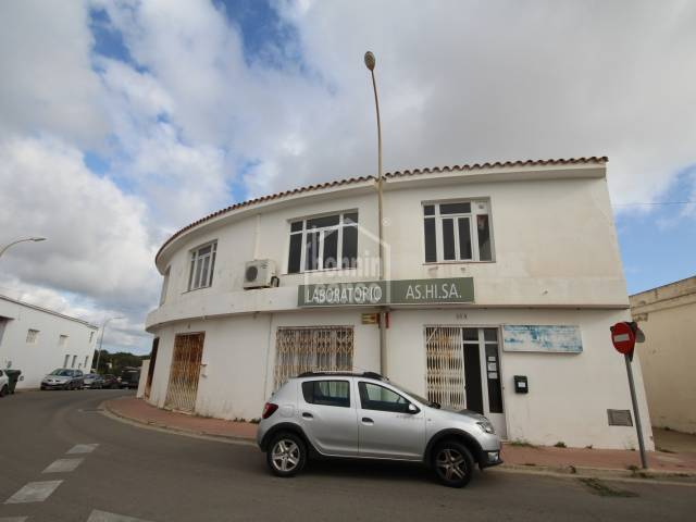 Office Space/Commercial Space in  Es Castell, Menorca