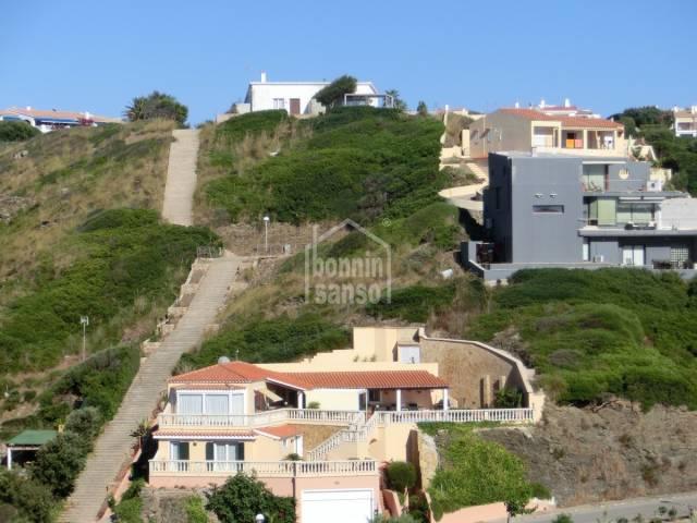 Interessante Gelegenheit ! Baugrundstück in Cala Llonga ,Menorca