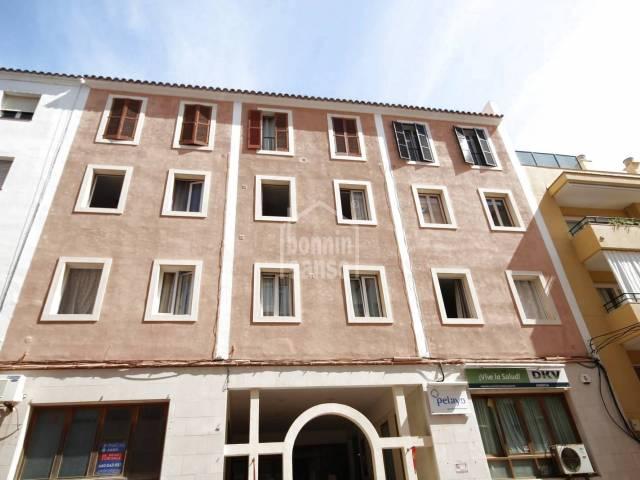 Super centrally located Apartment in Mahon, Menorca.