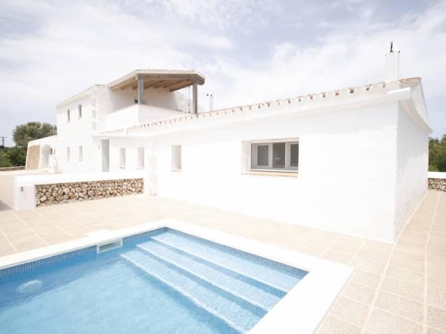 Fantástica casa de campo cerca de Alayor, Menorca