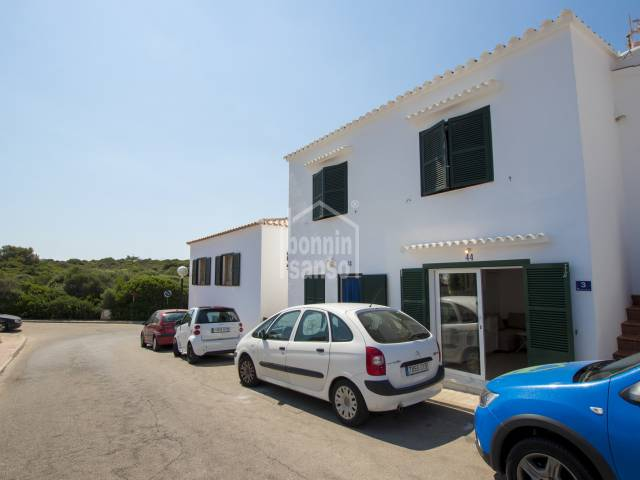 Renovated apartment in the picturesque village of Biniancolla, Menorca