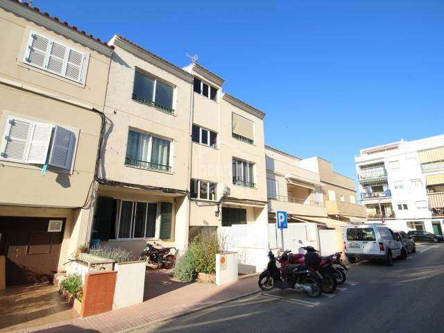 Two bedroom apartment/flat in Es Castell, Menorca