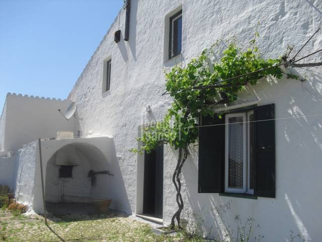 Traditional country house in Alayor, Menorca