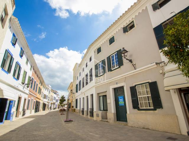 Town house in the center of Mercadal, Menorca
