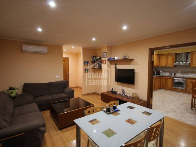 Apartment in perfect condition in Ciutadella, Menorca