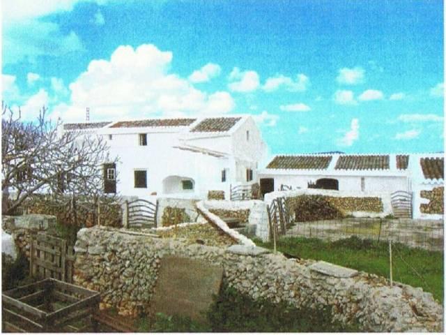 Authentic farmhouse menorcan style near Mahon